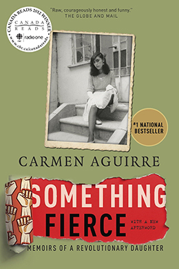 Something Fierce cover
